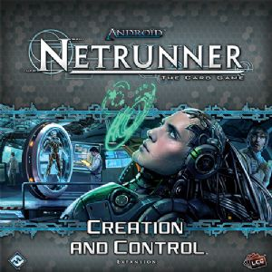 Android : Netrunner - Deluxe Expansion - Creation and Control
